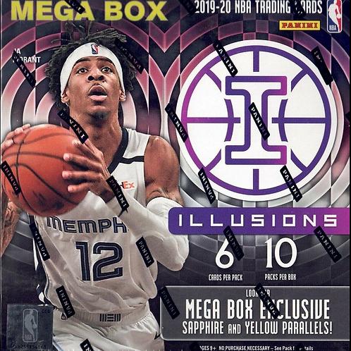 2019-20 NBA Illusions Mega Box