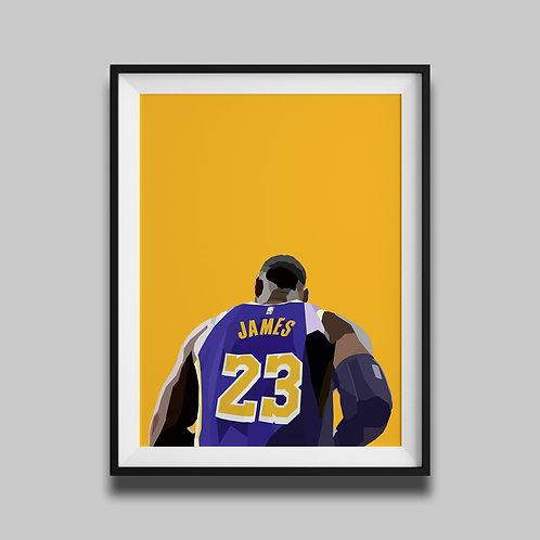 LeBron James - Lakers