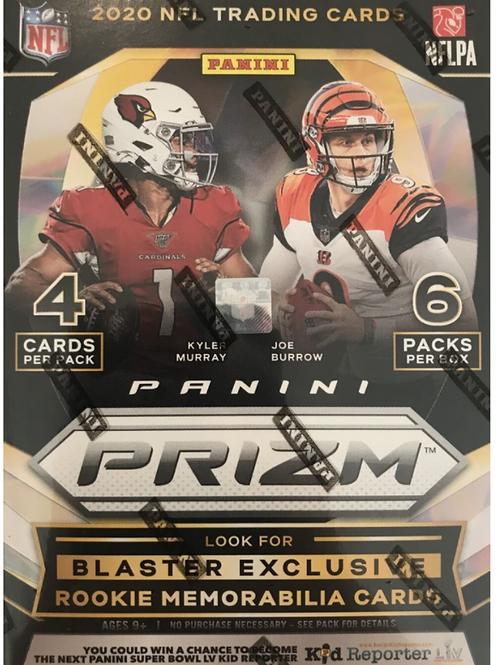 2020 NFL Prizm Blaster
