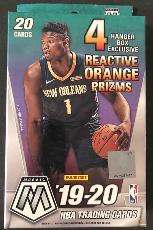 2019-20 NBA Mosaic Hanger