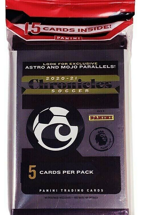 20-21 Chronicles Soccer Cello Pack
