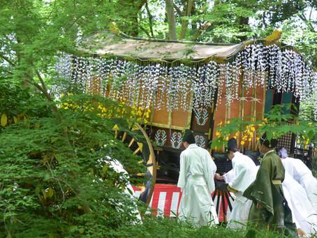 WARAUBLOG(葵祭)