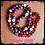 """Thumbnail: Knotted """"Joyful Birth"""" gemstone birthing necklace"""