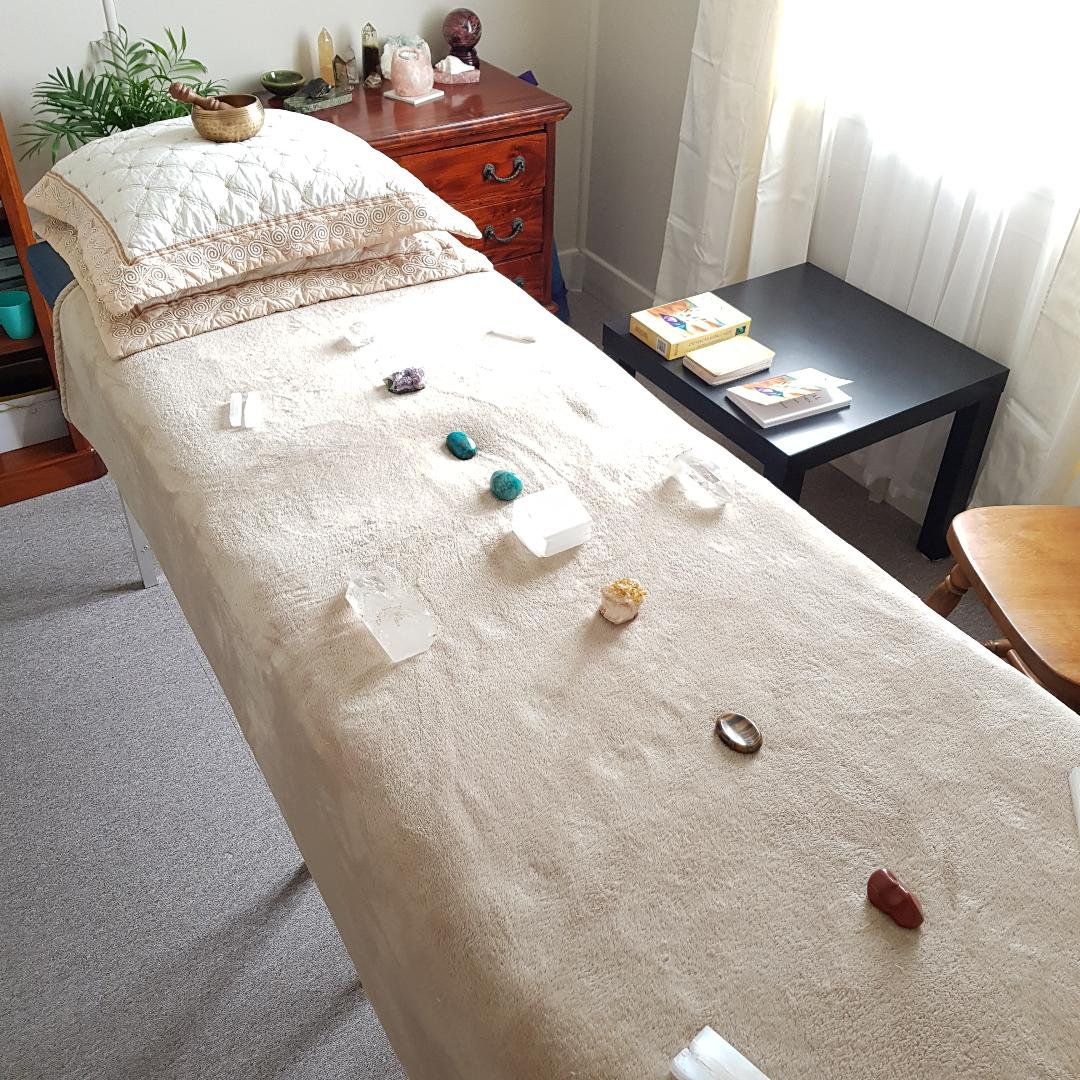 Reiki and Crystals Healing