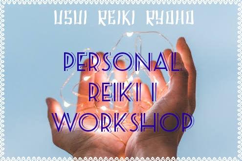 Individual Usui Reiki Level 1 Attunement