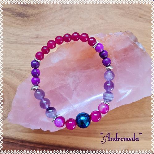 """""""Andromeda"""" gemstone bracelet"""