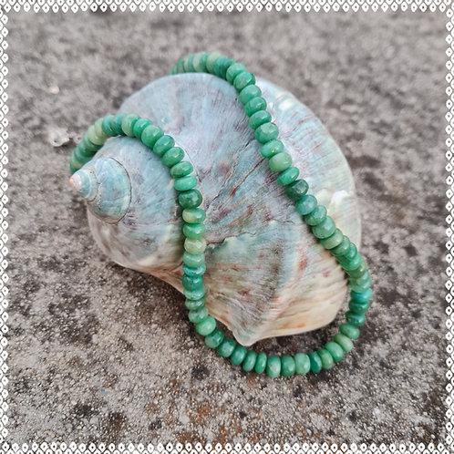 Healing Green aventurine necklace