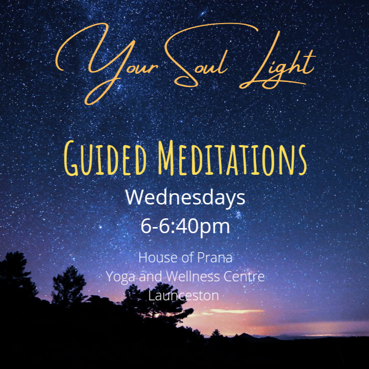 Weekly Guided Meditation