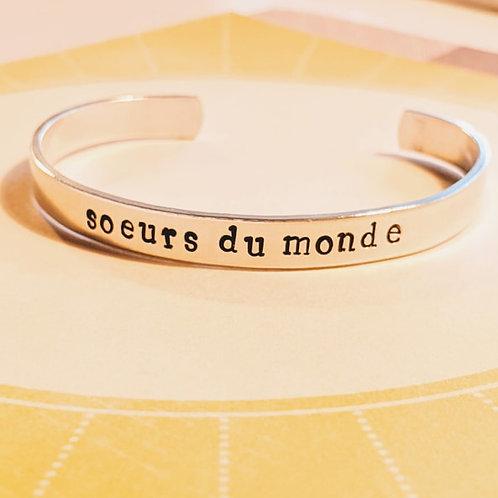 Bracelet Soeurs du Monde