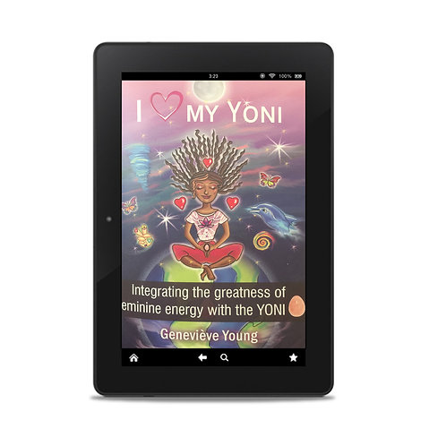 Ebook I Love My Yoni