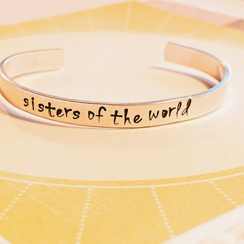 Bracelet Sisters of the World
