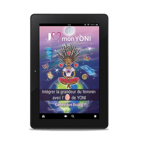 Ebook J'aime mon Yoni