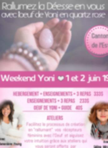 Poster Atelier Brome avec Celine Miron.j