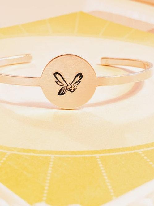 SOW Bee Bracelet / Bracelet Abeille SOW