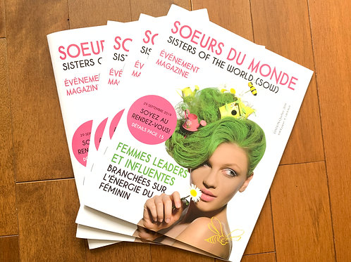 Magazine Papier SOW - Edition 1- FRENCH