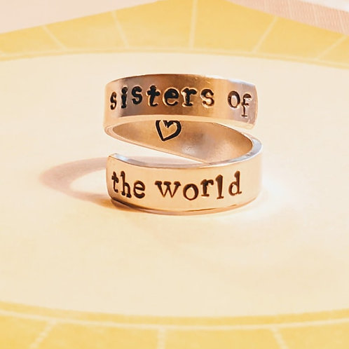 Ring Sisters of the World