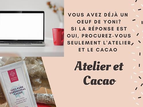 Atelier et Cacao