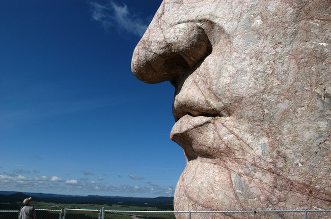 Crazy Horse Monument, South Dakota