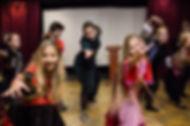 подростковая группа по актёрскому мастерству