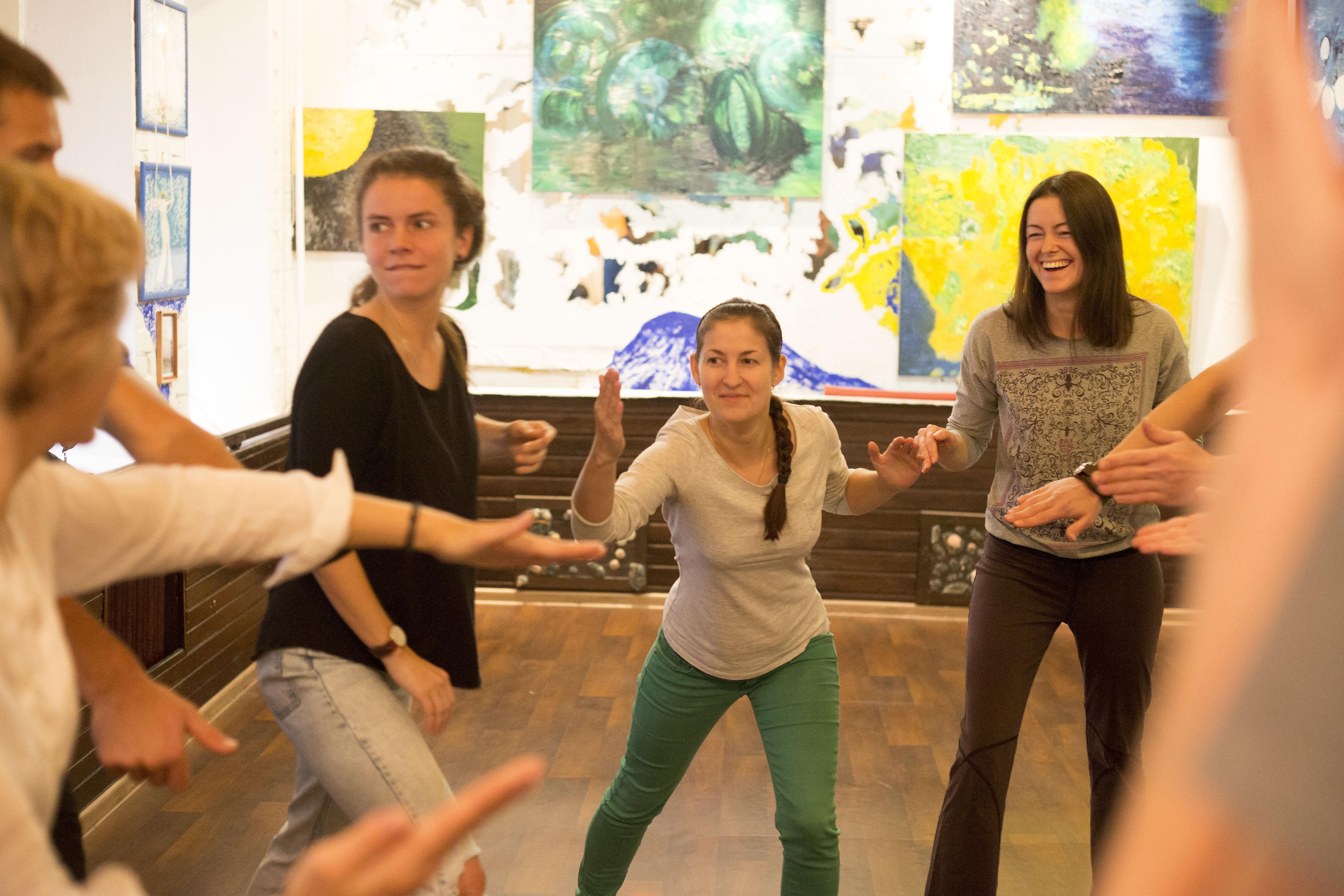 театральная студия в москве