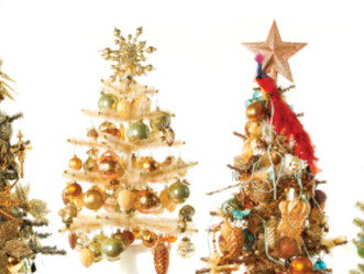 Make Your Own (Pint-Sized) Christmas Tree