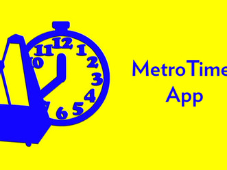 What's App Wednesday: MetroTimer