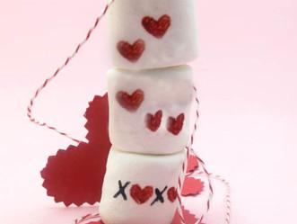 Valentine Fine Motor Marshmallows