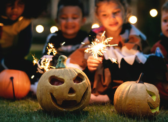 DRESS-UP FOR SUCCESS:  Halloween Hints for Children who are Hypersensitive to Touch