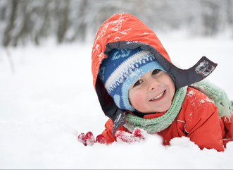 Winter Wonderland: Fun in the snow!