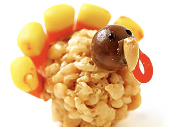 Thanksgiving Treats Boost Sensory and Fine Motor Skills