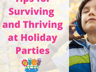 9 Tips for Surviving and Thriving at Holiday Parties