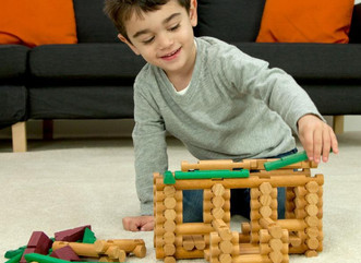"""A Closer Look at Lincoln Logs: An """"Oldie but Goodie"""""""