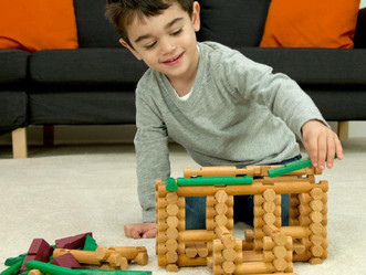 "A Closer Look at Lincoln Logs: An ""Oldie but Goodie"""