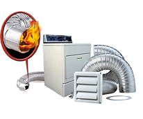 Dryer Vent Cleaning, Dryer Vent Duct, Fire Prevention