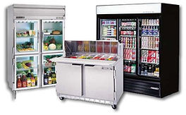 Coil Cleaning, Refrigeration, Restaurant Equipment