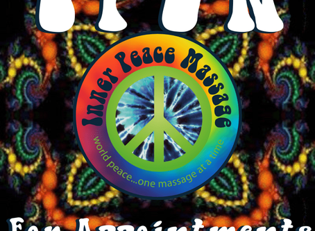 Inner Peace Now Reopen as of June 1st.