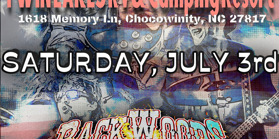 4th of July Bash with BWC