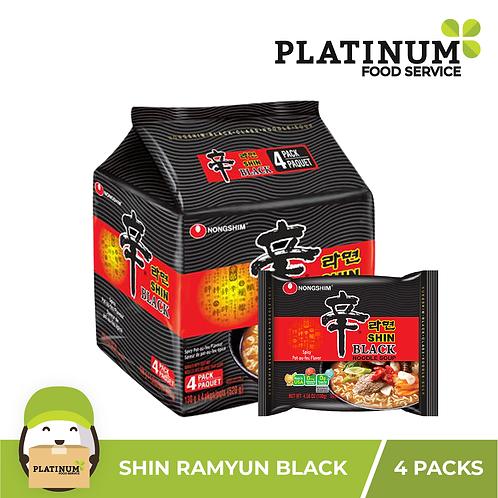 Shin Ramyun Black 4pack