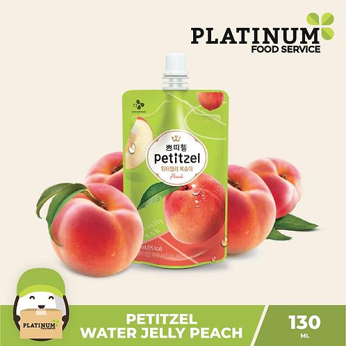 Petitzel Water Jelly Peach 130