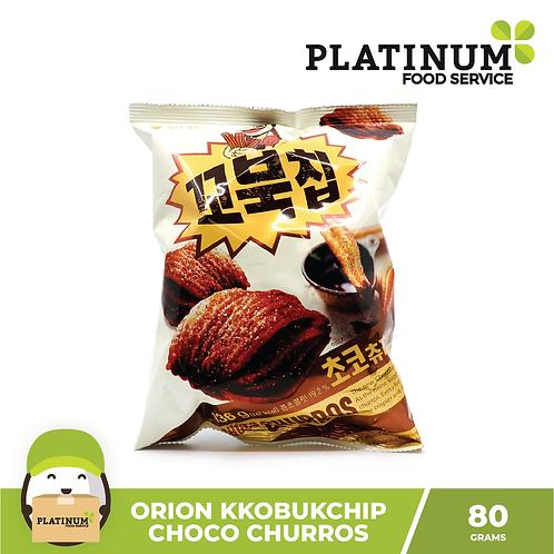 Orion KKobukchip Choco Churros 80g