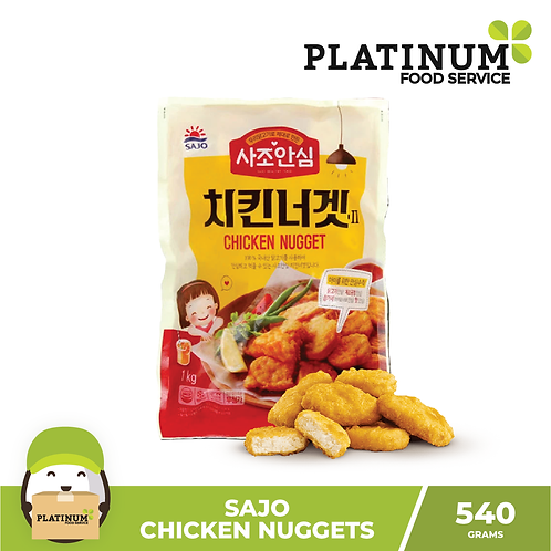 Sajo Chicken Nuggets 540g