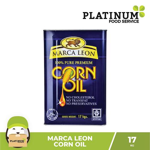 Marca Leon Corn Oil 17kg