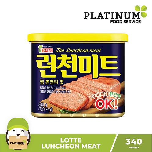 Lotte Luncheon Meat 340g