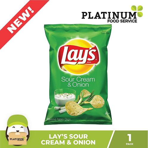 Lay's Sour Cream & Onion 184.2g
