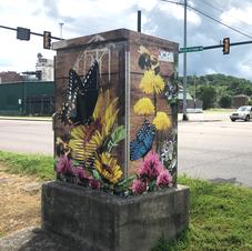 City of Johnson City, TN Utility Box Art Wrap