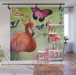 The Royal Flamingos