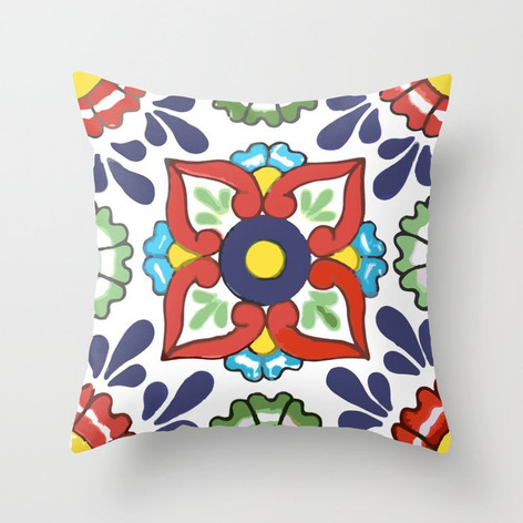 Talavera Bold Floral