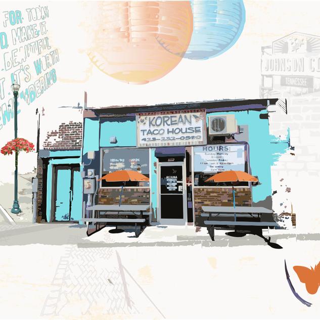 Korean Taco Johnson City