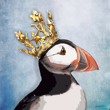 Grand Emperor Puffin of Positive Thinking