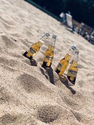 Beach-side bars